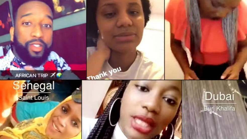 Quand la jeunesse d'Afrique se raconte sur les réseaux sociaux [-|-] CGI  Technologies